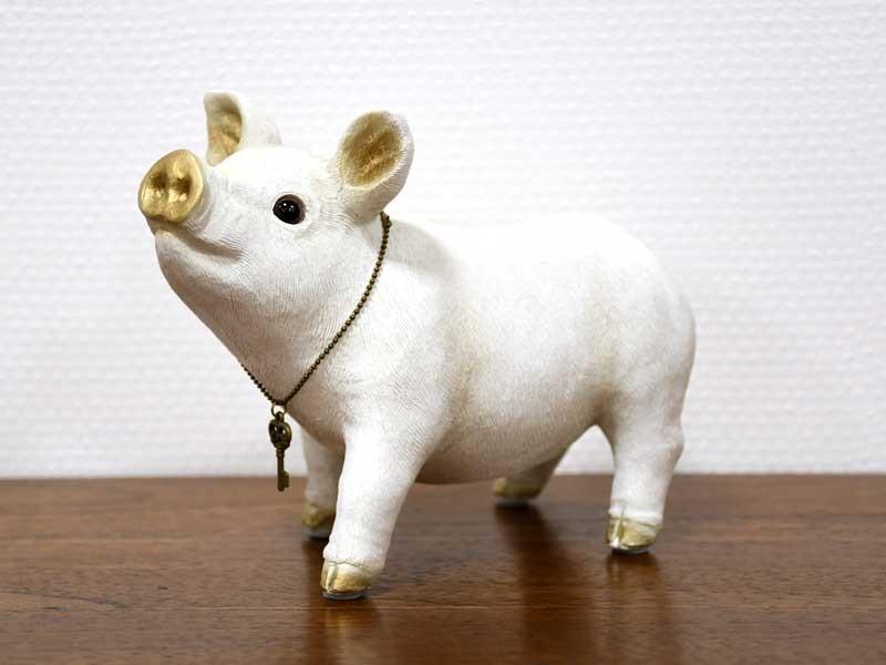 マネーコインバンク ホワイトピッグ