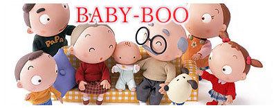 BABY BOO ロゴ