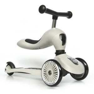 Scoot & Ride(スクートアンドライド) ハイウェイキック1 フォレスト アッシュ ローズ スチール|三輪車 キックスクーター あすつく|baby-smile|16