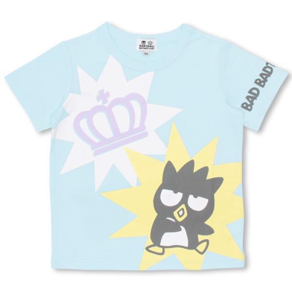 50%OFF SALE ベビードール BABYDOLL 子供服 親子ペア サンリオ BIG王冠Tシャツ ベビーサイズ キッズ-9601K|babydoll-y|08