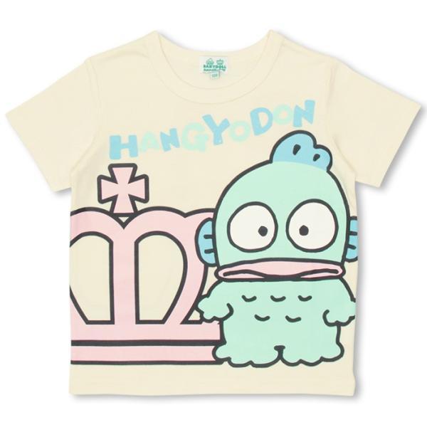 50%OFF SALE ベビードール BABYDOLL 子供服 親子ペア サンリオ BIG王冠Tシャツ ベビーサイズ キッズ-9601K|babydoll-y|09