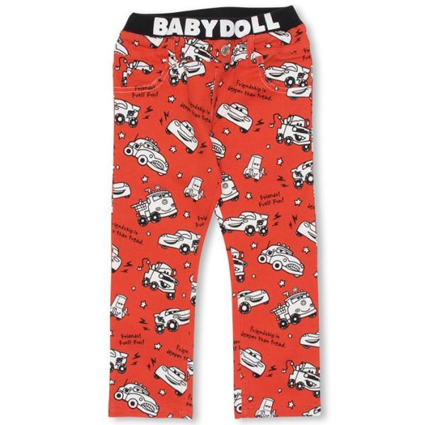 50%OFF SALE ベビードール BABYDOLL 子供服 ディズニー ロングパンツ キャラクター総柄 ベビーサイズ キッズ DISNEY-0009K|babydoll-y|08