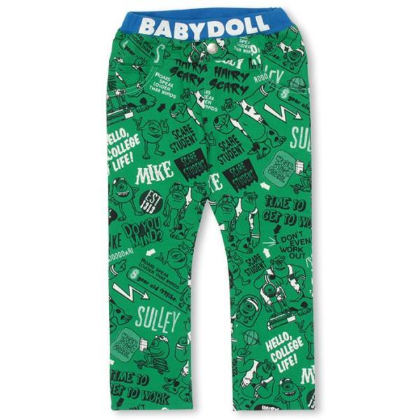50%OFF SALE ベビードール BABYDOLL 子供服 ディズニー ロングパンツ キャラクター総柄 ベビーサイズ キッズ DISNEY-0009K|babydoll-y|09