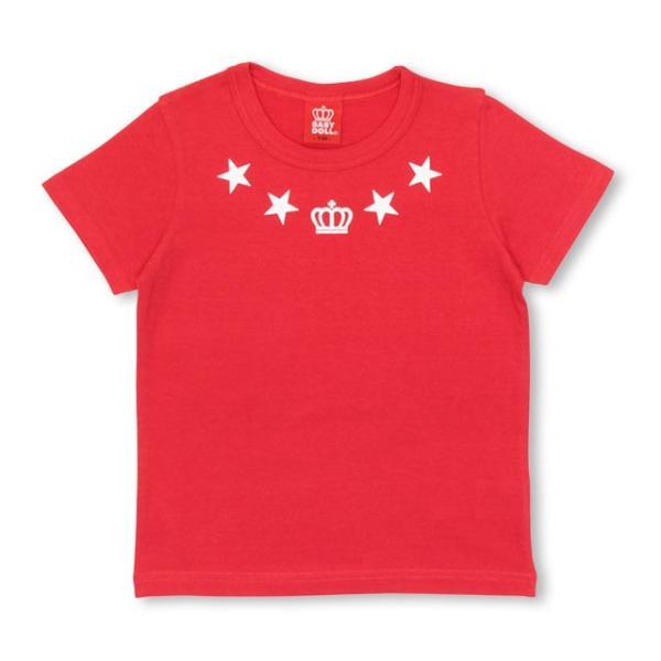 50%OFF SALE ベビードール BABYDOLL 子供服 親子ペア STAR Tシャツ 男の子 女の子 キッズ ジュニア 1116K|babydoll-y|13