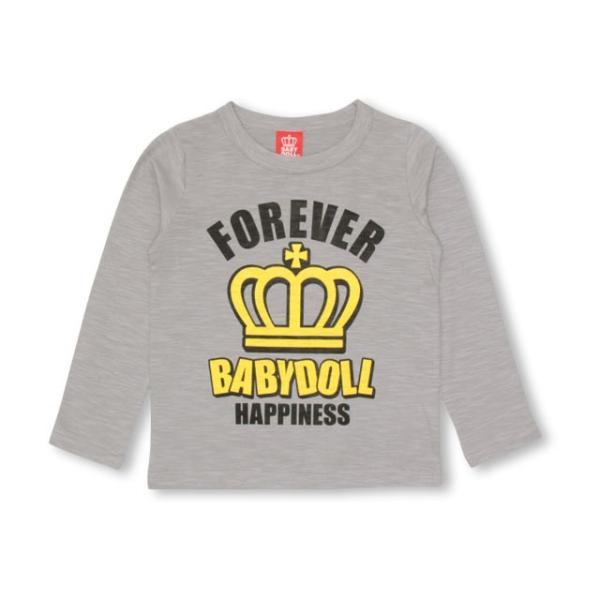 50%OFF SALE ベビードール BABYDOLL 子供服 FOREVER ロンT 1228K ベビーサイズ キッズ 男の子 女の子|babydoll-y|08
