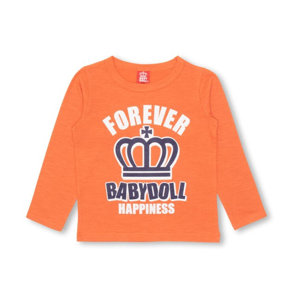 50%OFF SALE ベビードール BABYDOLL 子供服 FOREVER ロンT 1228K ベビーサイズ キッズ 男の子 女の子|babydoll-y|10