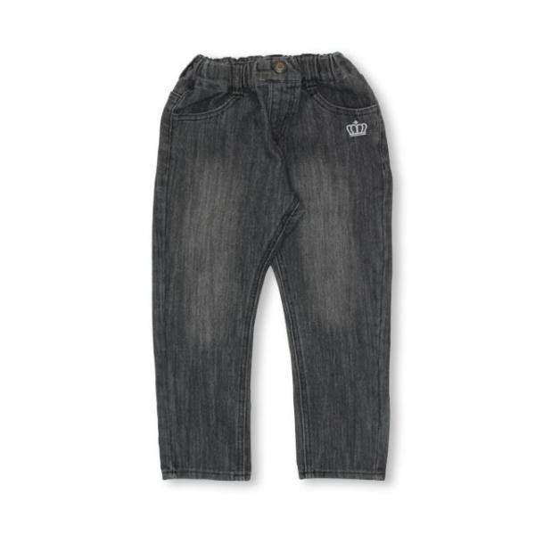 ベビードール BABYDOLL 子供服 プチプラ シンプル デニム ロングパンツ 1597K ベビーサイズ キッズ 男の子 女の子 babydoll-y 13