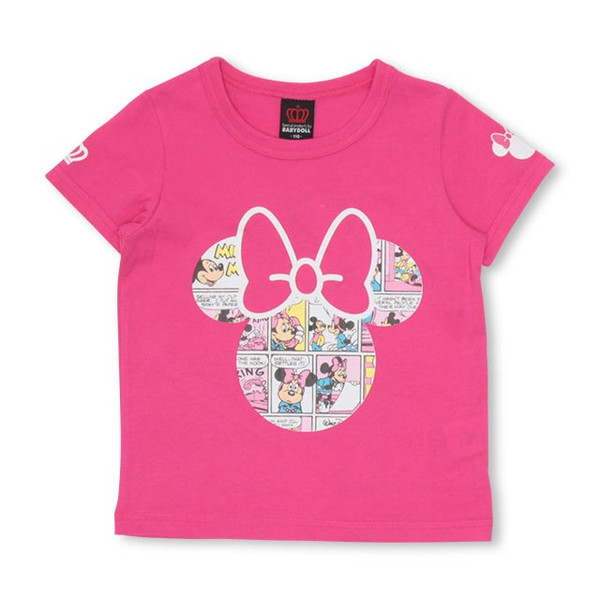 50%OFF SALE ベビードール BABYDOLL 子供服 親子お揃い ディズニー コミック柄 Tシャツ 1981K キッズ 男の子 女の子 DISNEY|babydoll-y|09