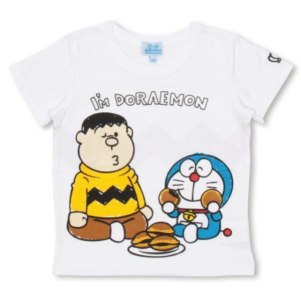 ベビードール BABYDOLL 子供服 ドラえもん キャラクター Tシャツ 2286K ベビーサイズ キッズ 男の子 女の子|babydoll-y|08