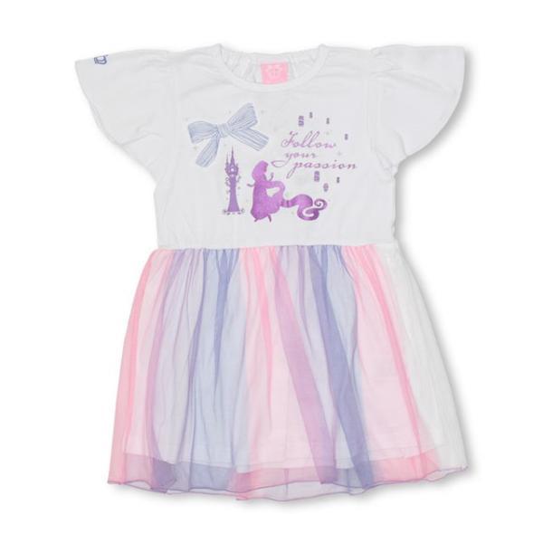 30%OFF SALE ベビードール BABYDOLL 子供服 ディズニー チュール ワンピース 2481K キッズ 女の子 DISNEY|babydoll-y|08