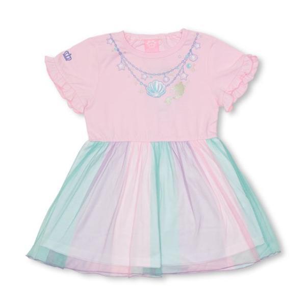 30%OFF SALE ベビードール BABYDOLL 子供服 ディズニー チュール ワンピース 2481K キッズ 女の子 DISNEY|babydoll-y|09