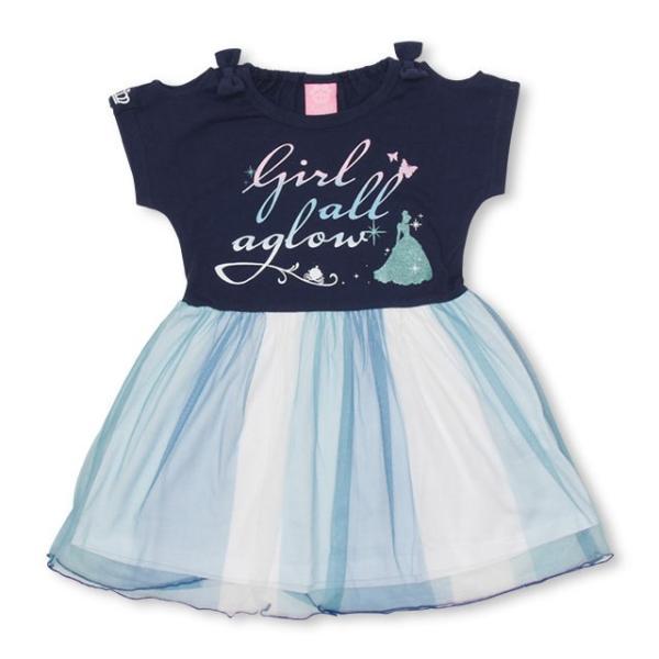 30%OFF SALE ベビードール BABYDOLL 子供服 ディズニー チュール ワンピース 2481K キッズ 女の子 DISNEY|babydoll-y|10