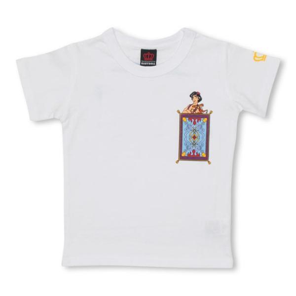 8/26まで60%OFF!限定SALE ベビードール BABYDOLL 子供服 ディズニー キャラクター ポケット Tシャツ 2485K キッズ 男の子 女の子 DISNEY|babydoll-y|09
