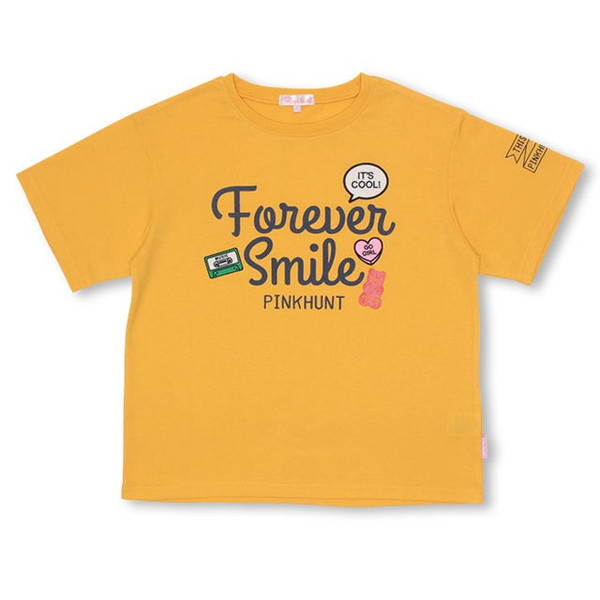 30%OFF SALE ベビードール BABYDOLL 子供服 PINKHUNT PH モチーフ Tシャツ 2502K キッズ ジュニア 女の子|babydoll-y|10
