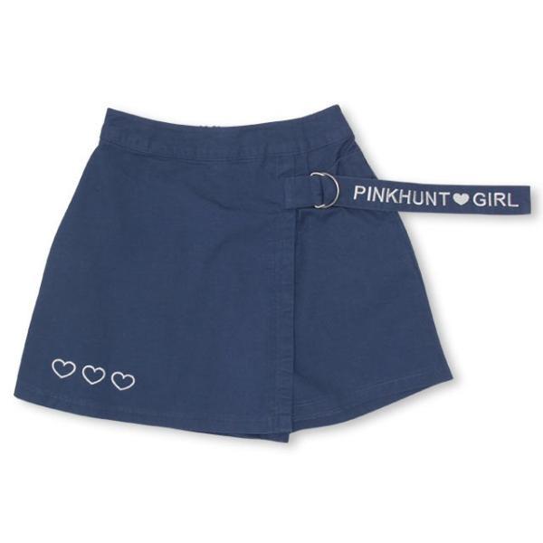 50%OFF SALE ベビードール BABYDOLL 子供服 PINKHUNT PH ラップ スカート風 ショートパンツ 2509K キッズ ジュニア 女の子|babydoll-y|08