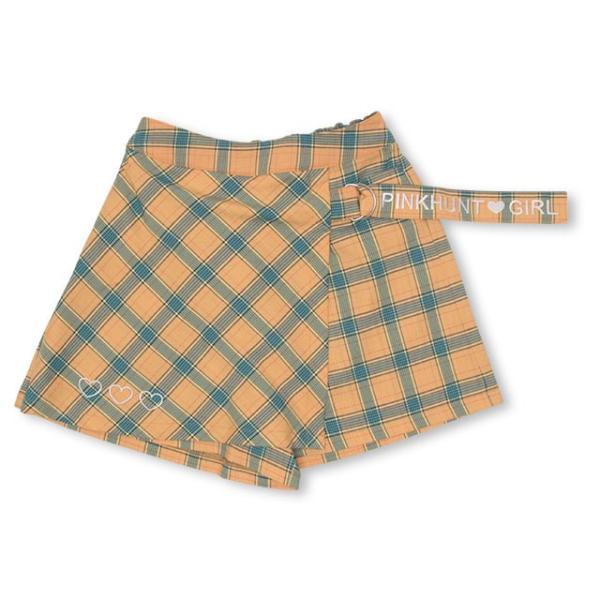 50%OFF SALE ベビードール BABYDOLL 子供服 PINKHUNT PH ラップ スカート風 ショートパンツ 2509K キッズ ジュニア 女の子|babydoll-y|09
