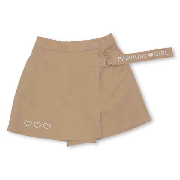 50%OFF SALE ベビードール BABYDOLL 子供服 PINKHUNT PH ラップ スカート風 ショートパンツ 2509K キッズ ジュニア 女の子|babydoll-y|10