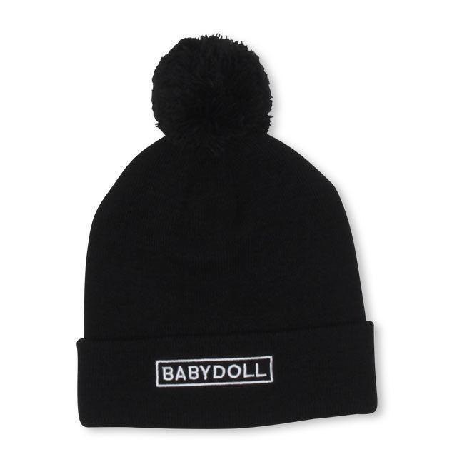 50%OFF SALE ベビードール BABYDOLL 子供服 ニットキャップ ロゴ刺繍 4507 キッズ 男の子 女の子|babydoll-y|11