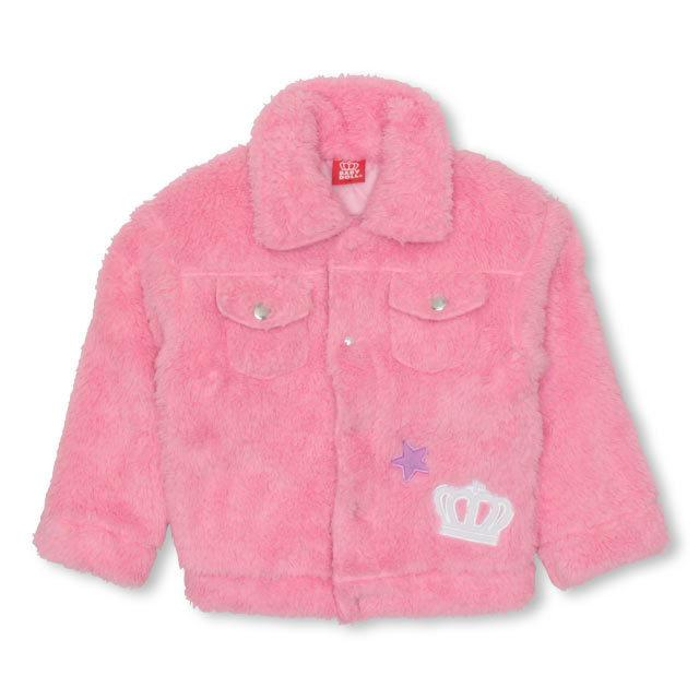 50%OFF SALE ベビードール BABYDOLL 子供服 アウター ワッペンシャツ 4542K キッズ 女の子|babydoll-y|12