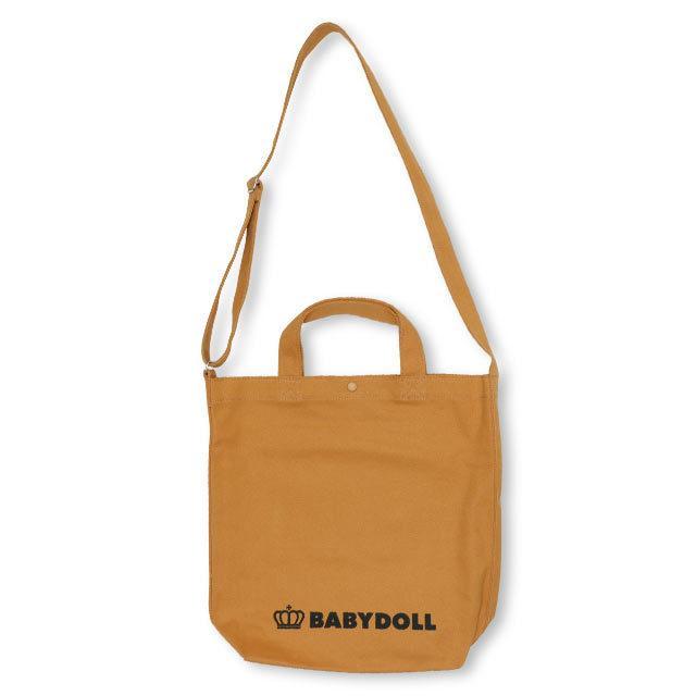 ベビードール BABYDOLL 子供服 トートバッグ A4サイズ対応♪ 2WAY キャンバス 5262 大人 レディース メンズ|babydoll-y|19