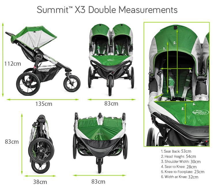babyjogger(ベビージョガー)Summit(サミット)X3