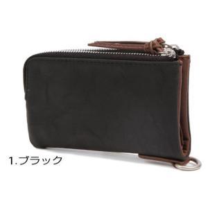 財布 メンズ 二つ折り 二つ折り財布 DEVICE 定番 デバイス ウォレット サイフ シンプル|BACKYARD FAMILY