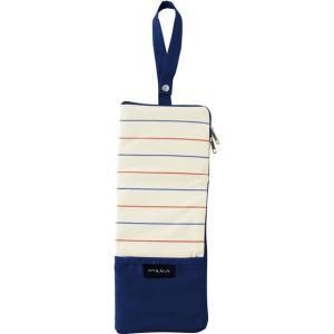 傘ケース マイクロファイバー 通販 おしゃれ かわいい レディース メンズ ブランド mabu マブ シンプル デザイン 大きめ ダブルファスナー ポケット付き|BACKYARD FAMILY