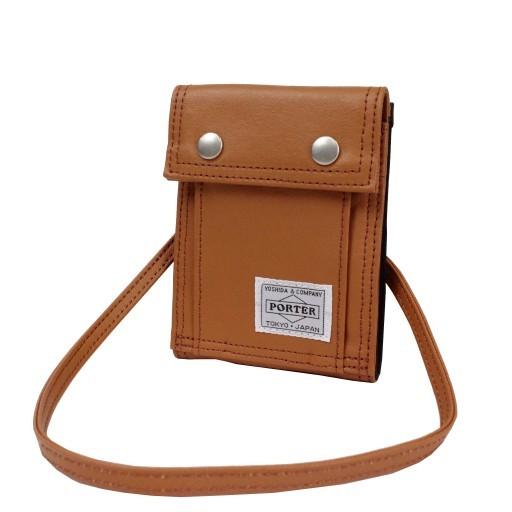 ポーター 二つ折り財布 フリースタイル 707-07176