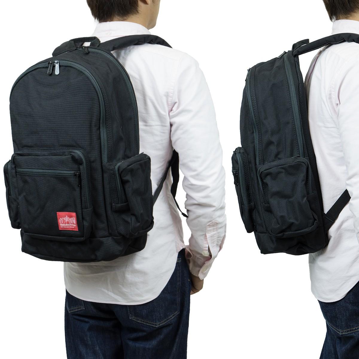 Manhattan Portage/マンハッタンポーテージ/バックパック/BDWY Backpack/MP1273/着用