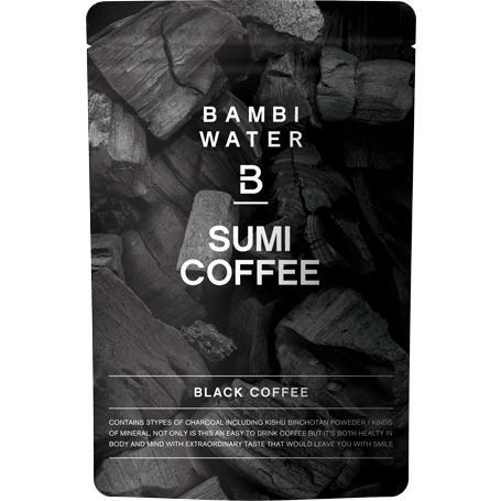 バンビ炭コーヒー 微糖 ブラック ダイエット コーヒー ノンカフェイン ダイエットコーヒー 乳酸菌  クレンズ 置き換え チャコール バンビウォーター 無添加 bambi-water 22