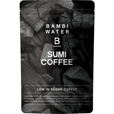 バンビ炭コーヒー 微糖 ブラック ダイエット コーヒー ノンカフェイン ダイエットコーヒー 乳酸菌  クレンズ 置き換え チャコール バンビウォーター 無添加 bambi-water 21