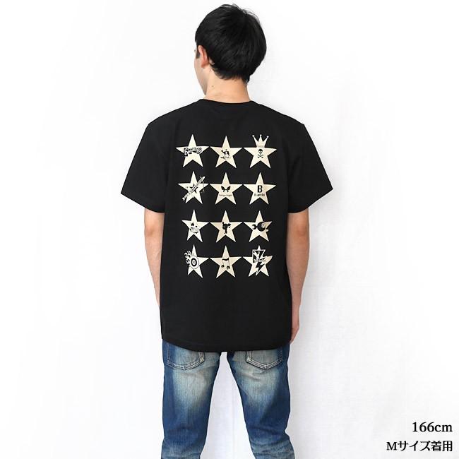 Paradise パラダイス Tシャツ ブラック 黒色 半袖 サイコロ ダイス 賽子 かわいいロゴ アメカジ カジュアル メンズ レディース ペア ユニセックス