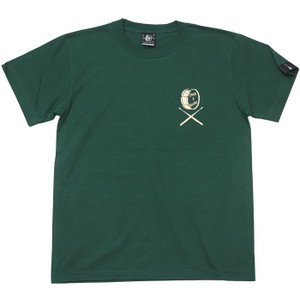 ロックTシャツ / DR3 (ドラムロッカー3) Tシャツ (アイビーグリーン) -G- 半袖 緑色 ドラム ドラマー バンド ロックンロール|bambi|08