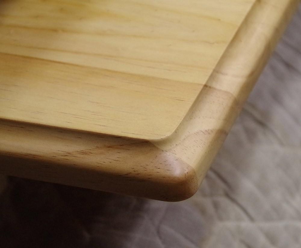 テーブル角丸加工