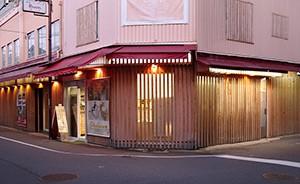実際の商品が確認できる大阪実店舗