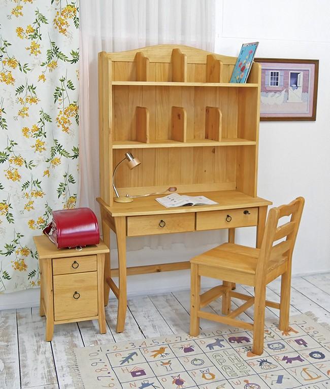 カントリー家具 学習机/ナチュラルカントリー