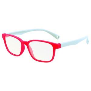 ブルーライトカット PCメガネ 子ども用 ブルーライトカットメガネ 子供用 PC眼鏡 パソコン おしゃれ 度なし メンズ レディース 軽量 送料無料 baris 20