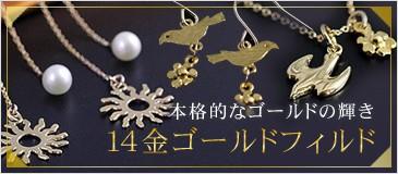 14金ゴールドフィルド