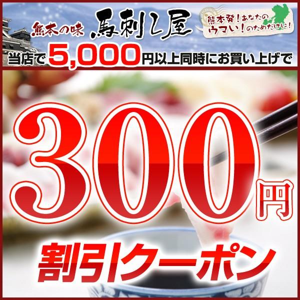 5,000円以上同時お買い上げで300円割引クーポン