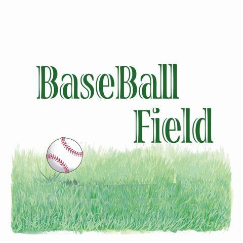 baseballfield ロゴ