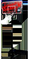 バスケットゴール【LIFETIME(ライフタイム)】LT-90089