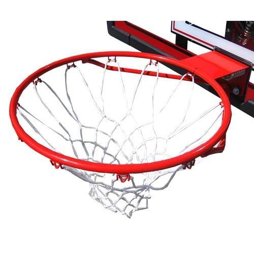 バスケットゴール【LIFETIME(ライフタイム)】LT-1558 公式サイズと同じのリング(リム)