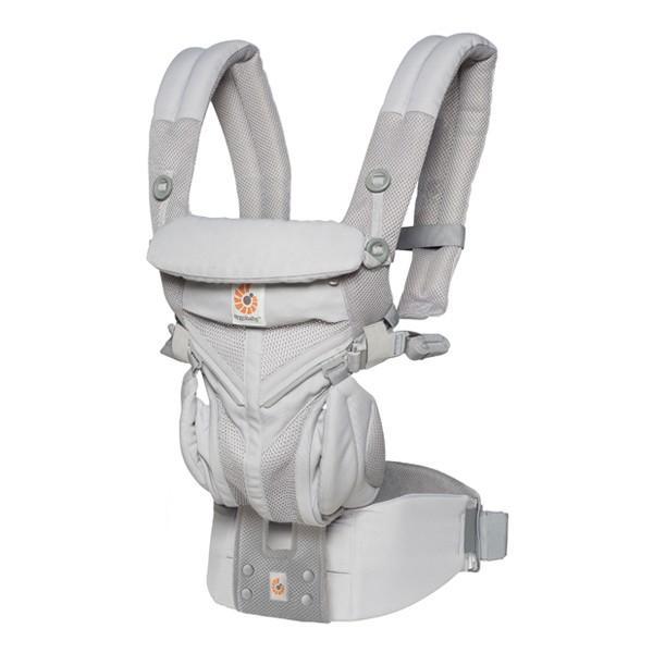エルゴ 抱っこひも 新生児 オムニ 360 抱っこ紐 夏 OMNI クールエアー Cool Air 最上級 日本正規品 2年保証 送料無料|bb-yamadaya|24