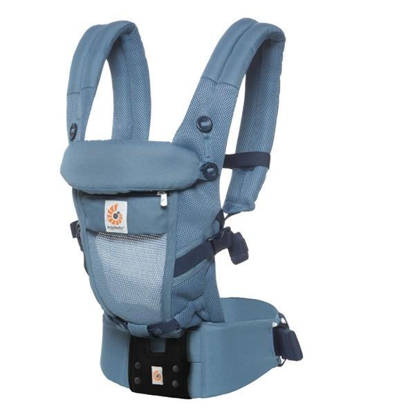エルゴ 抱っこ紐 新生児 夏用 抱っこひも アダプト クールエアー 新色追加 adapt 日本正規品 2年保証 送料無料|bb-yamadaya|20