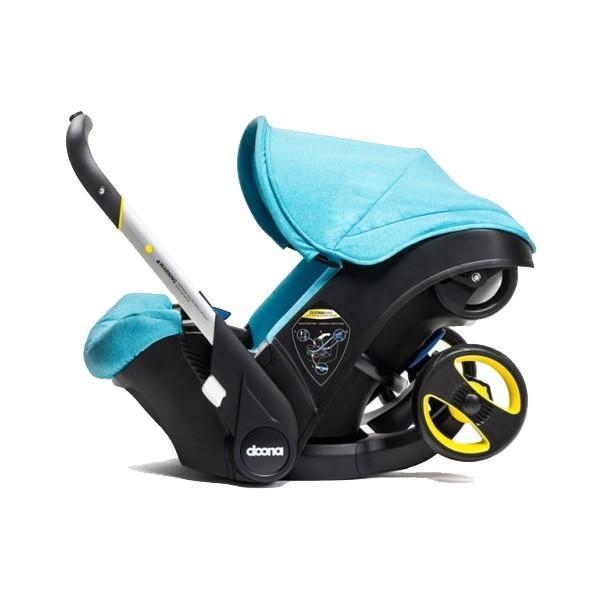 ベビーカー バギー 新生児 A型 ドゥーナ チャイルドシート 一台二役 スナップバック ISOFIXベース コンプリートセット 送料無料|bb-yamadaya|23