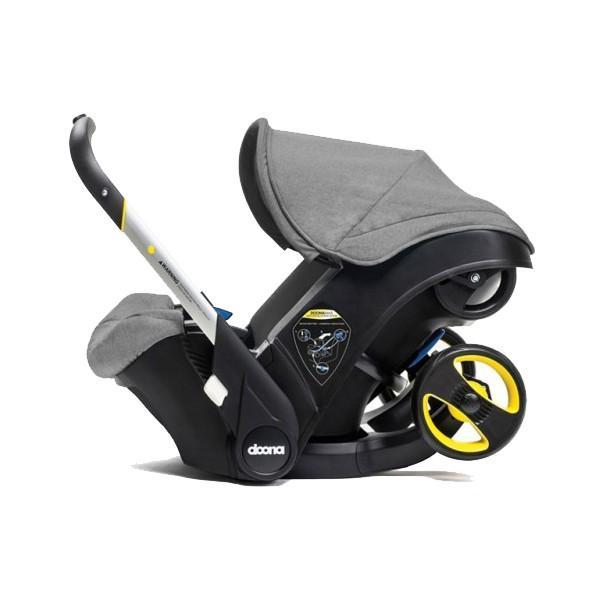 ベビーカー バギー 新生児 A型 ドゥーナ チャイルドシート 一台二役 スナップバック ISOFIXベース コンプリートセット 送料無料|bb-yamadaya|20