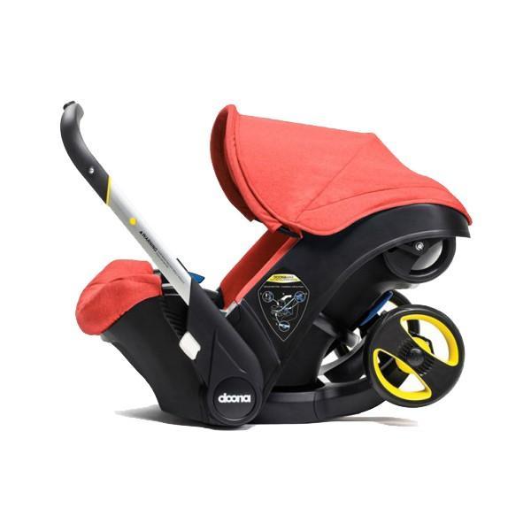 ベビーカー バギー 新生児 A型 ドゥーナ チャイルドシート 一台二役 スナップバック ISOFIXベース コンプリートセット 送料無料|bb-yamadaya|22