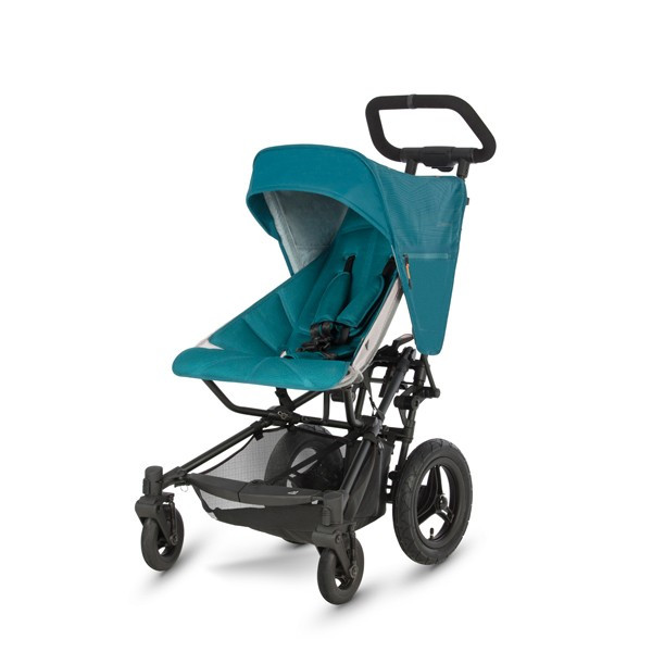 ベビーカー バギー 新生児 B型 マイクラライト ファストフォールド 大型エアチューブタイヤ 振動吸収 レインカバー付属 Micralite 送料無料|bb-yamadaya|18