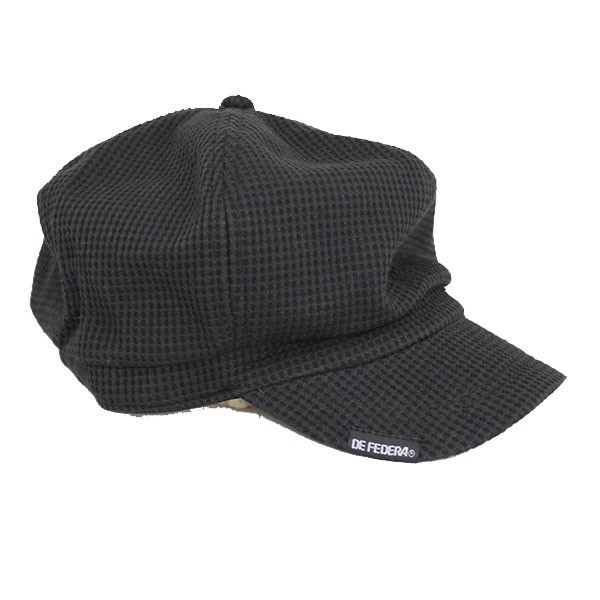大きいサイズ キャスケット ワッフル生地 帽子 コットン キャスケット帽 無地 キャップ ハンチング 綿 メンズ レディース CAP 1308 bbdirect 09
