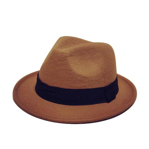 帽子 中折れ フェルトハット 中折れ フェルト帽 中折れハット S M キッズハット 子ども用 無地 メンズ レディース 親子帽子 FELT HAT 3020|bbdirect|13